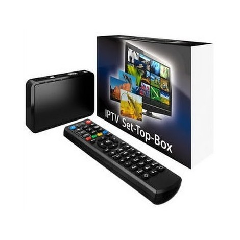 MEGA IPTV Set-Top-Box
