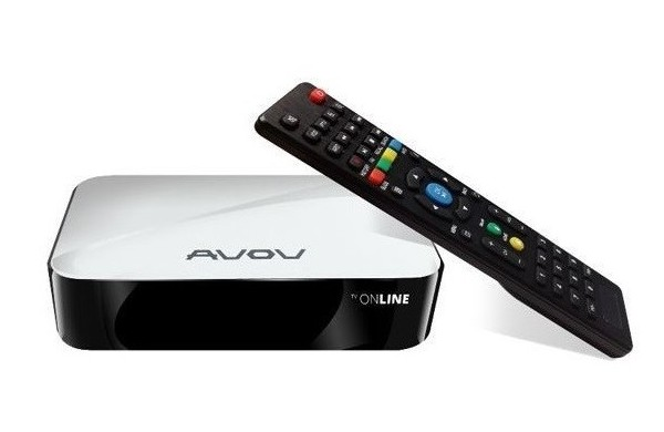 Deal of the Week $119 99 AVOV TVonline 4 IPTV/OTT Set-Top Box with